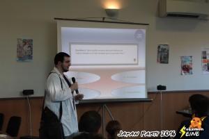 Le Professeur a pu démontrer ses skills de Julien Lepers.