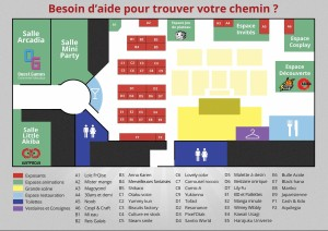 Voici le plan de la convention.